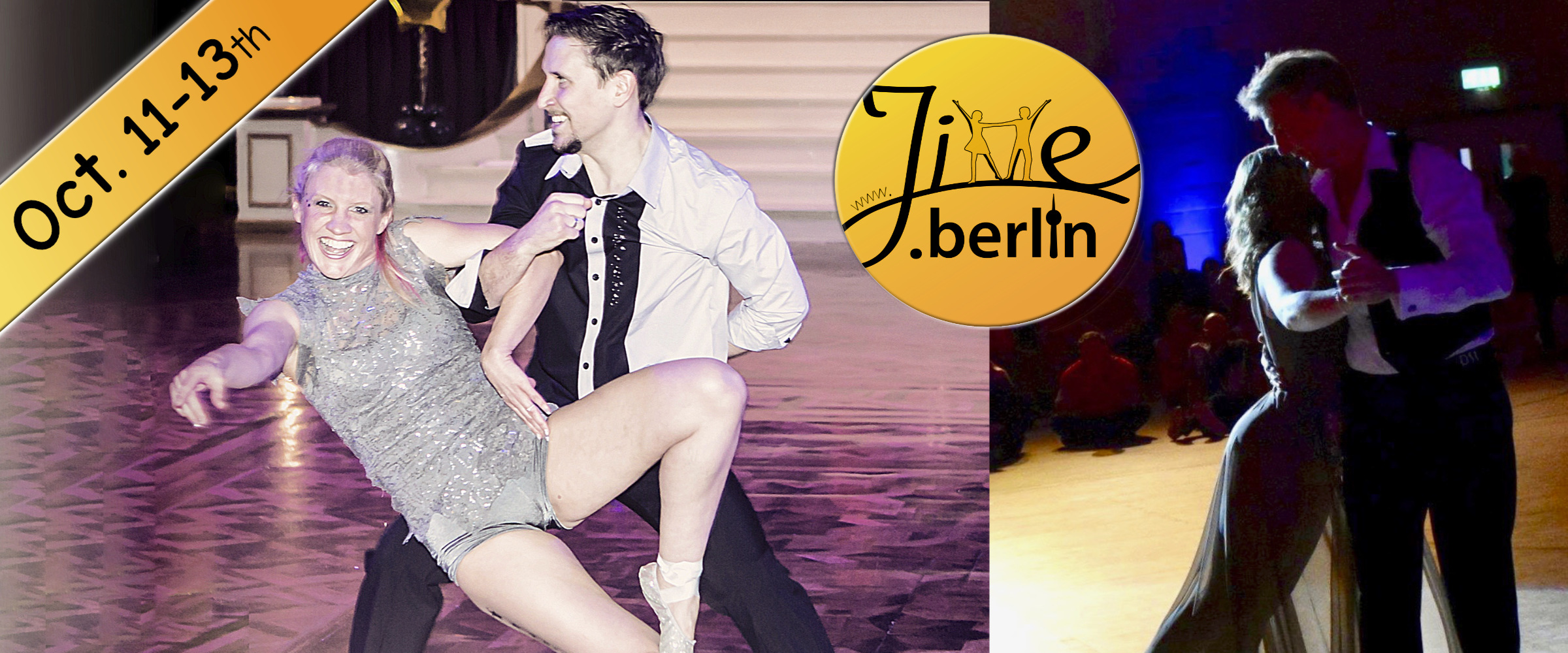 Modern Jive Dance Weekend