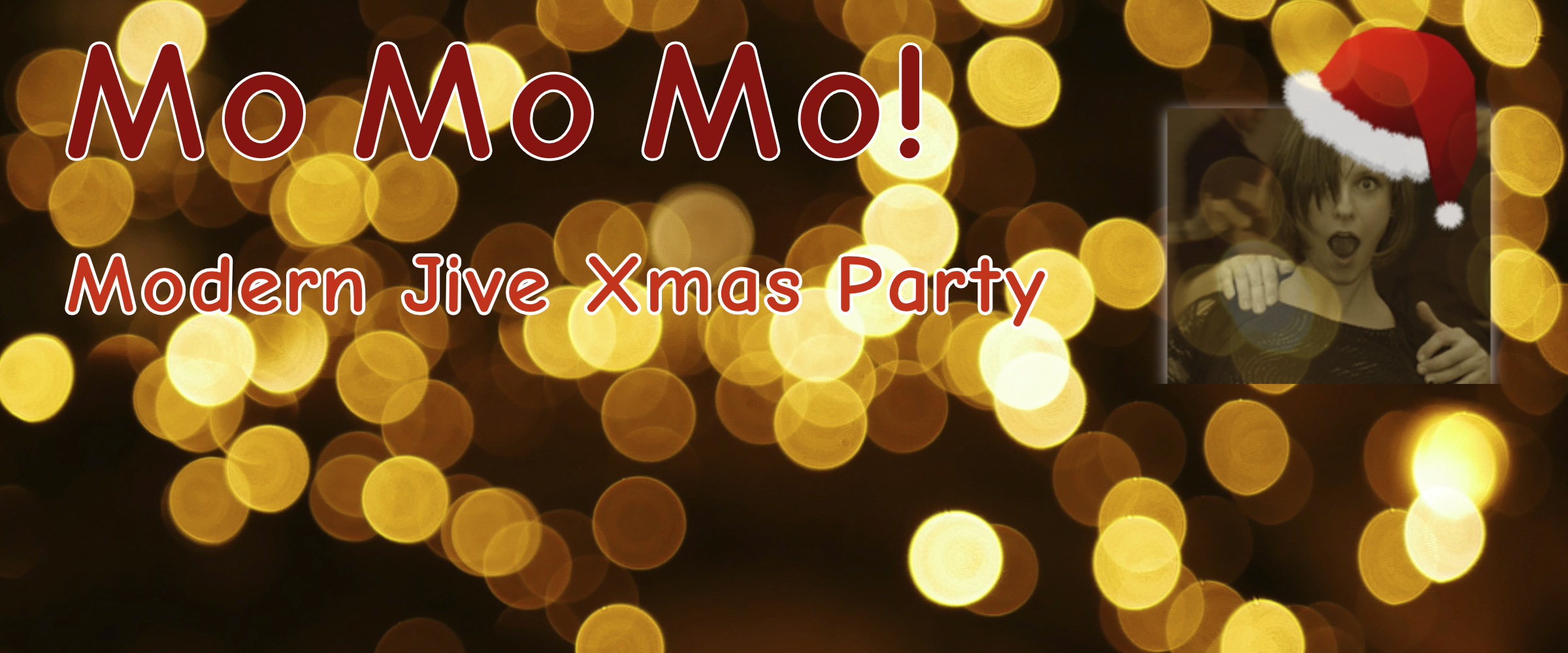 Modern Jive Xmas-Party: 07.12. ab 21:00 Uhr