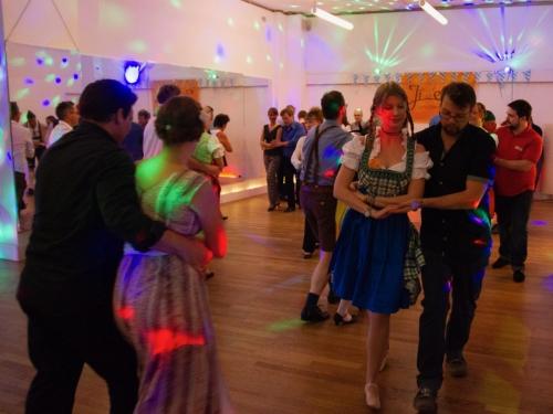 October DanceFest by Jive.Berlin