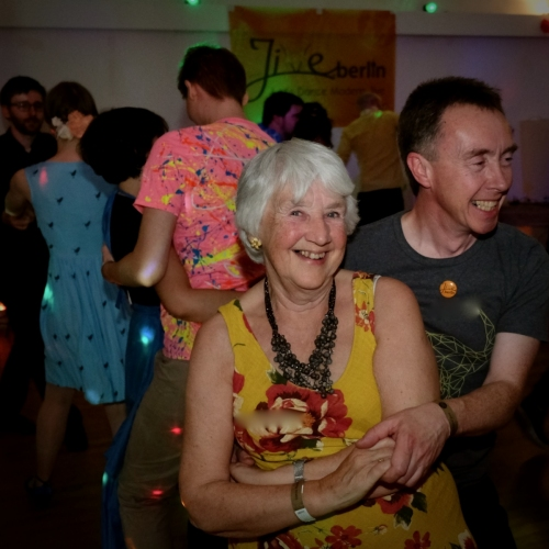 Modern Jive Tanzwochenende SpringFling 2019